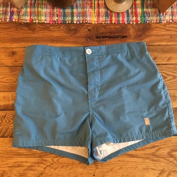 f677d89f8f Vintage Swim | Grubb Stuff 70s Mens Trunks | Poshmark